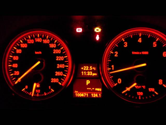 BMW 335i High Pressure Fuel Pump Failure - YouTube