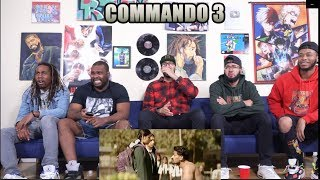 COMMANDO 3 | The Power of Commando 3 | Vidyut Jamwal | Fight Scene Reaction / Review