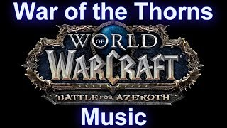 Teldrassil Music (Pre Patch Music) - Warcraft Battle for Azeroth Music