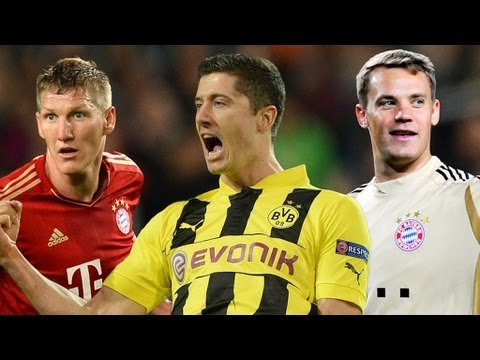 Bundesliga Team of the Year 2013