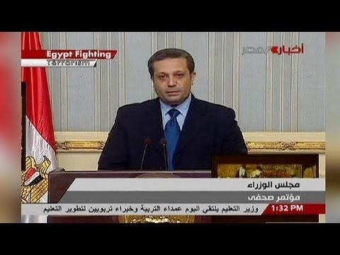 Egypt PM proposes Muslim Brotherhood ban