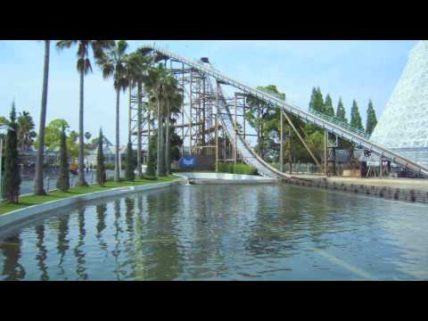 Nagashima Spa Land, Shoot The Chute video