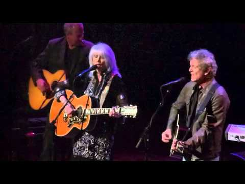 Emmylou Harris &amp; Rodney Crowell, The Angel&#039;s Rejoiced
