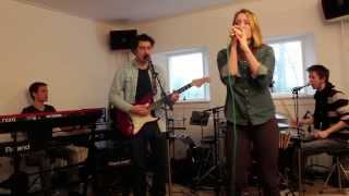 Neon Mind - Sing It Back (Moloko cover) - Shed Session 2014