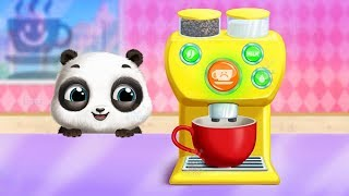 Panda Lu Baby Bear City Kids Game | Play with Baby Panda and Learn to Make Ice Cream