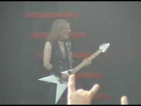 Judas Priest quotDevils Childquot Live - Download festival 2008