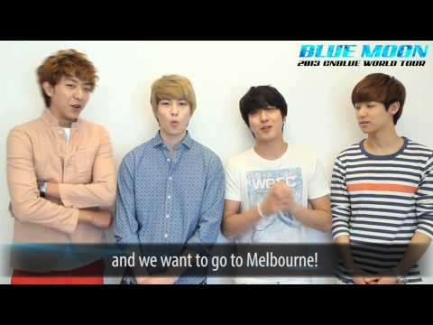 CNBLUE WORLD TOUR IN AUSTRALIA v3 - JK Entertainment