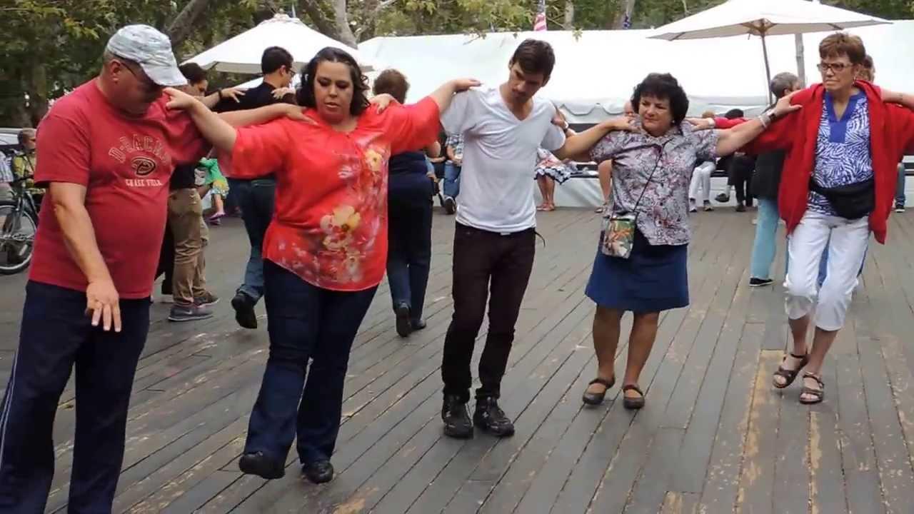 how to greek dance hasapiko