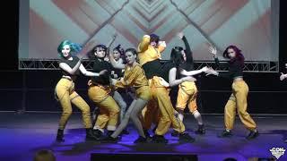 CON.Версия 2019 Внеконкурс: Школа K-pop cover dance Кемерова - Catch me if you can (SNSD)