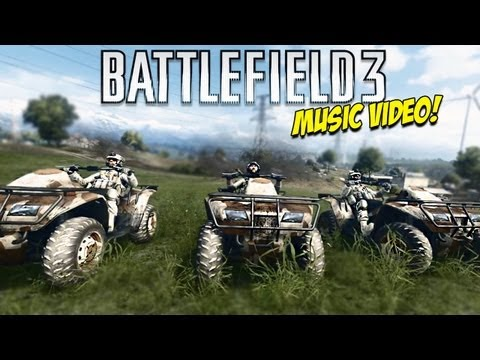 Music Video! - Battlefield 3 video