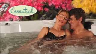 Essential Spas CA LXI502 Hot Tub Video-English