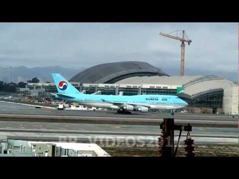 Spotting at LAX 12/01/2012 Extremely Scary Ghost Elevator Prank in Brazil Crash of the century Boeing 747 Airbus 380 B777.