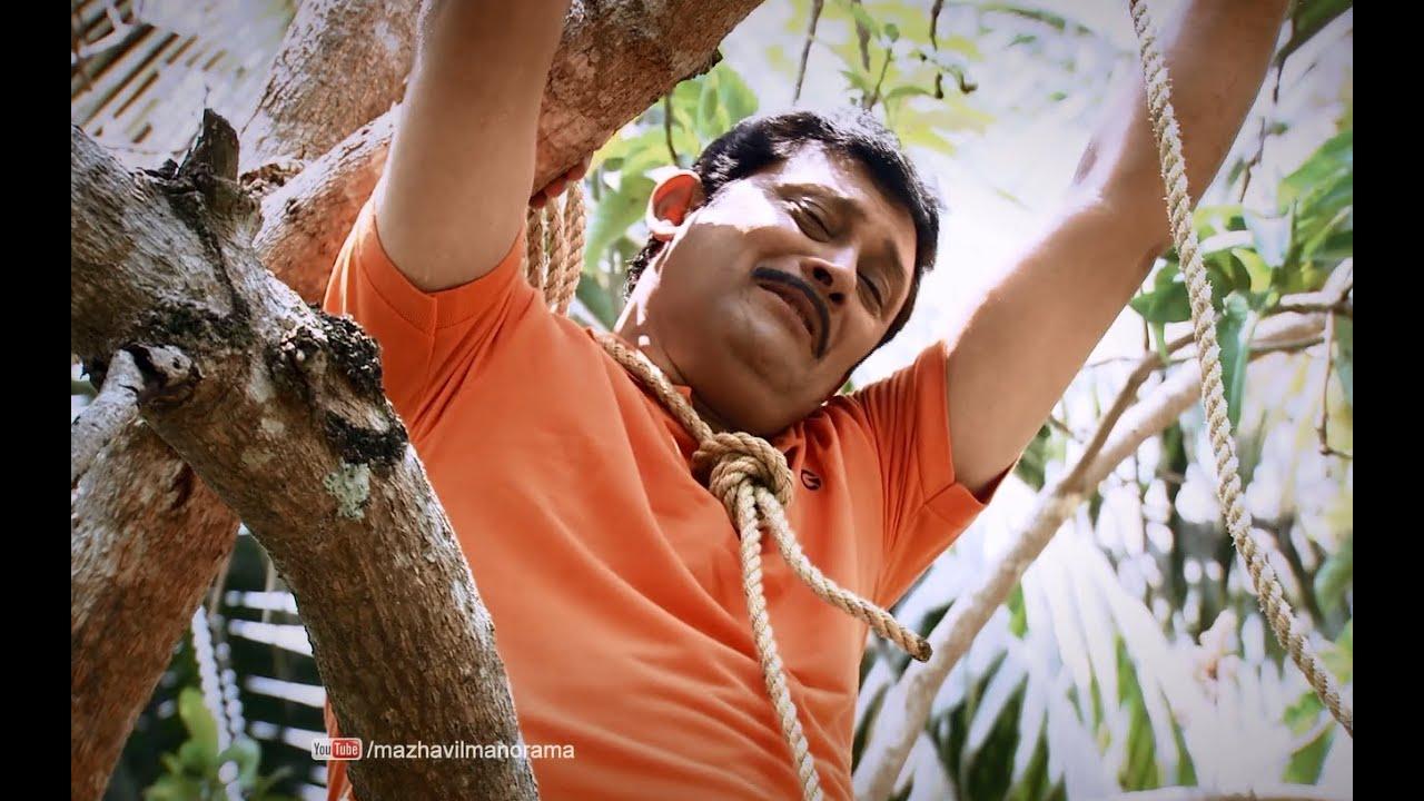 Thatteem Mutteem | Suicide attempt of Arjunan | Mazhavil Manorama