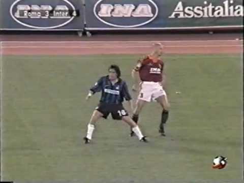 Stagione 1998/1999 - Roma vs. Inter (4:5)
