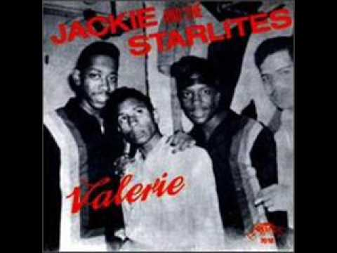 jackie & the starlites - way up in the sky