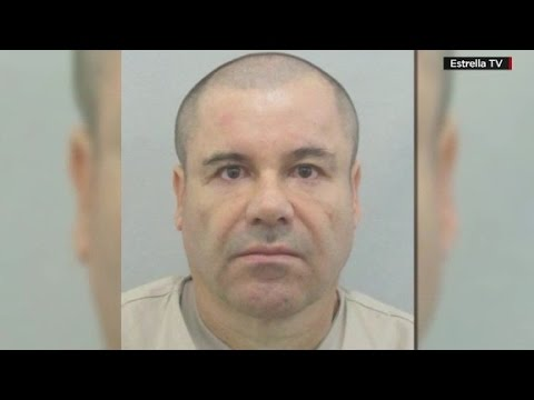 Drug kingping 'El Chapo' Guzman arrested in Mexico