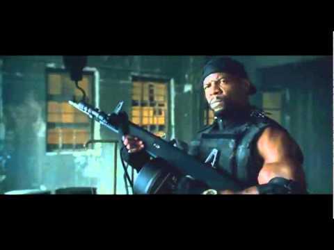 Los indestructibles 2 Trailer Official 2012 [HD] -