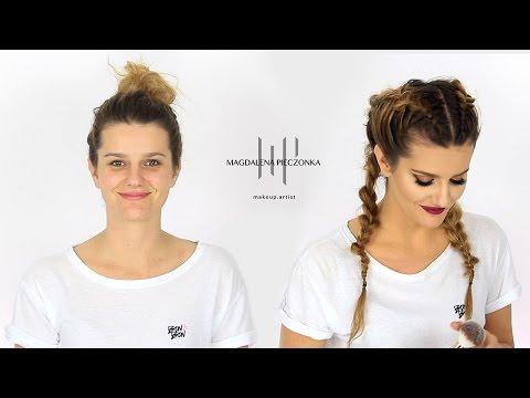 Jak Zrobić Makijaż FOLK ROCK Z Zosią Zborowską