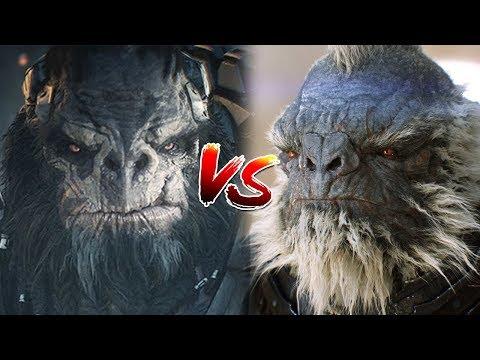 Spartan Showdown: Atriox vs Tartarus