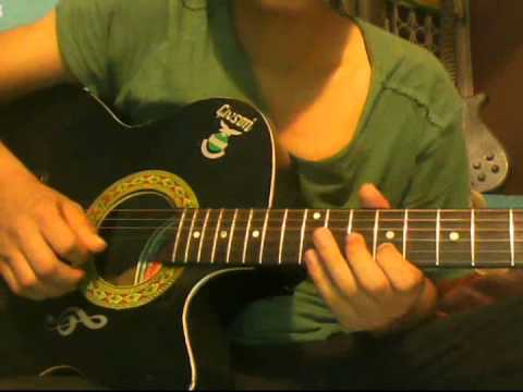 GUITAR Demo-Akashaima Chil Udyo Fanana WITH TABS