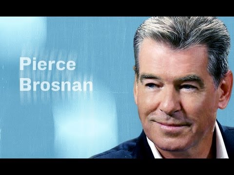 Pierce Brosnan Interview | Larry King Now | Ora TV