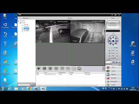 Instalação e Configuração do Programa CMS - YSEG Monitoramento