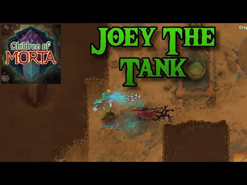 Joey Comes Home! | Children of Morta | Pixel Roguelike