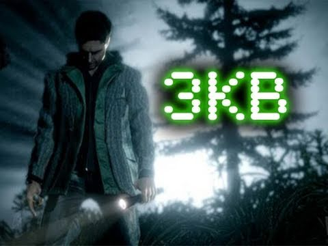 Alan Wake The Writer - The DLC Arcade