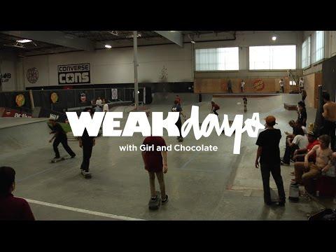 WEAKDAYS: ACTIVE