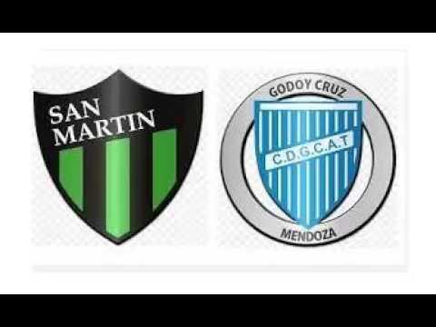 San Martin SJ Vs Godoy Cruz - Fecha 16 - Liga Argentina - Previa del partido y pronostico