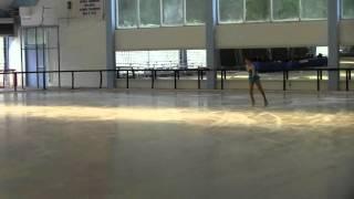 Jessica Hu - Challenge Cup 2011 Jr. Short