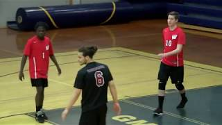 Boys Varsity Volleyball: WHS vs CHS, April 3, 2018