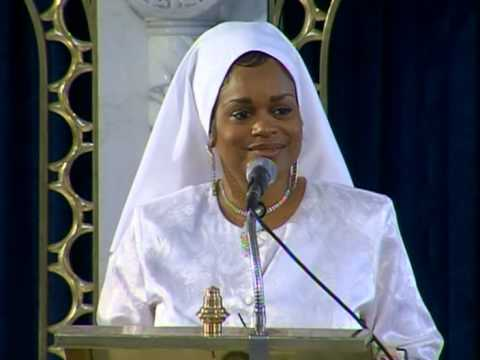 Donna Farrakhan: Breaking Of The Black Woman 1/3