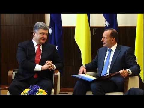 Australia Could Export Coal to Ukraine: Deal would ease Ukrainian reliance on Russian energy
