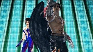 Tekken Tag Tournament 2 : [ Devil Jin & Unknown ] - Arcade Battle -