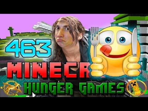 Minecraft: Hunger Games w Mitch Game 463 EATEN BY THE DEATHMATCH