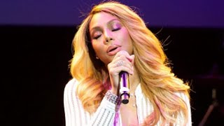 "Tamar Braxton sings ""Who"