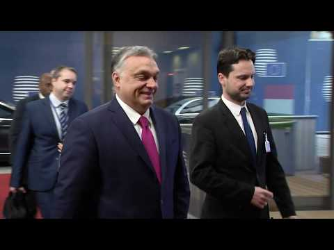 President Michel met PM of Hungary Viktor Orbán who says EU budget proposal remains unfair