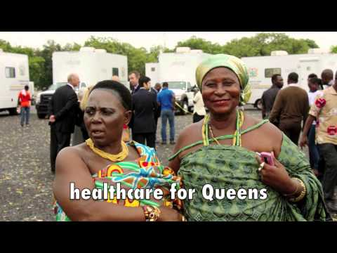 Mobile Healthcare Africa: Mobile Health Clinic