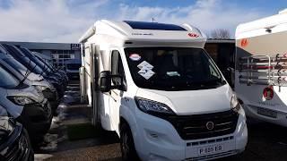 CamperTobi - FIAT Eura Mobil Profila 695 EB - 2018 - 4K - Roomtour