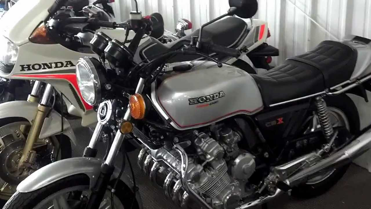 Motorcycle Rear Tire >> 1979 Honda CBX1000 For Sale / All Original Low Miles ...