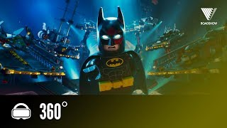 Experience The Batcave In 360 | THE LEGO BATMAN MOVIE