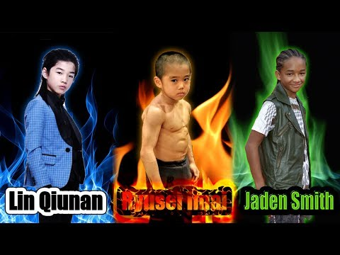 Lin Qiunan VS Ryusei Imai VS Jaden Smith - Taekwondo Kungfu Karate Kids