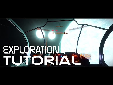 Elite: Dangerous - Exploration Tutorial and Guide (Plus Outfitting Tips)