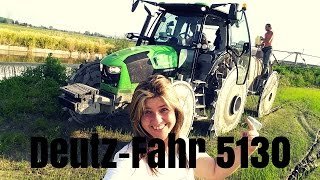 New Deutz Fahr 5130.. what