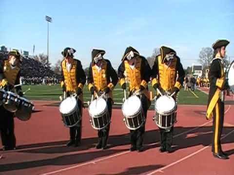 Freedom HS Drumline 2009 - Freedom v Liberty 1172009 - Warmup...