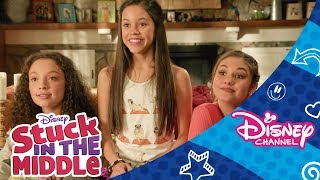 Stuck in the Middle | Safety First | Official Disney Channel Africa