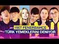 1907 Fenerbahçe Türk Yemeklerini Deniyor   Maximum Gaming