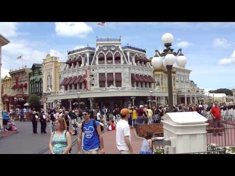 Seneca High School Marching Band at Disney - 5/30/2013