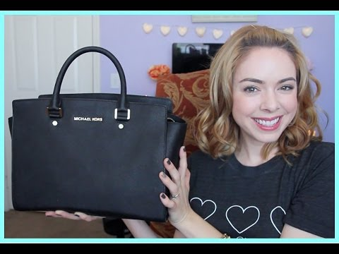 ♡ WHAT'S IN MY BAG?!!!!